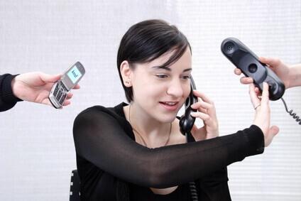 Telefon Stress 12